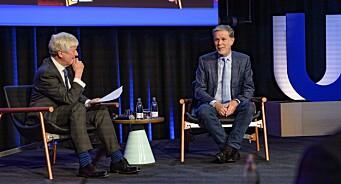 Netflix-sjefen med NRK-ros i lukka toppmøte: – Dei har gjort ein fantastisk jobb med NRK TV og appen