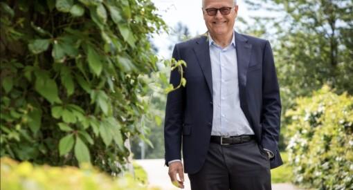 Baard Haugen (63) overtar som konserndirektør økonomi og finans i NHST Media Group