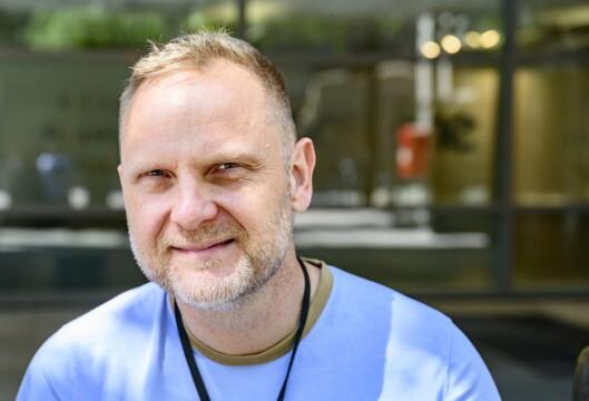 Frank Rossavik, kommentator i Aftenposten.