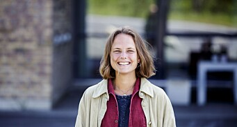 Hanna Skotheim (26) forlater Fagbladet - blir ny journalist i Fontene