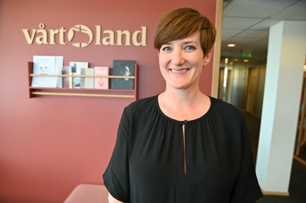 Veslemøy Østrem forlater Aftenposten for å bli nyhetsredaktør i Vårt Land.