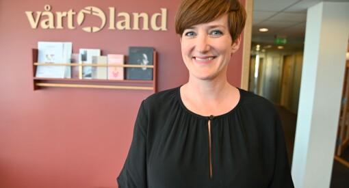 Veslemøy Østrem forlater Aftenposten: Blir nyhetsredaktør i Vårt Land
