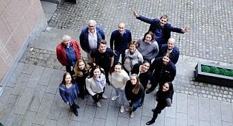 Oslo Media House har fått nye lokaler: – Her skal journalistikken stå høyt