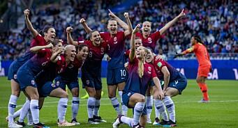 Årets fotball-VM er tidenes mest omtalte i norske medier