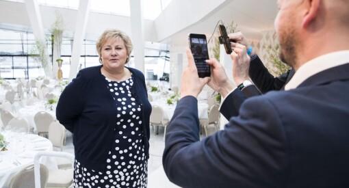 Datatilsynet: – Høyre brøt loven da partiet kartla tusenvis av velgere på Facebook