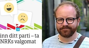 På bare én uke ble NRKs valgomat fullført over en halv million ganger