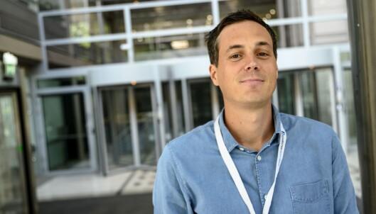 Øyvind Brenne. utviklingsredaktør i VG