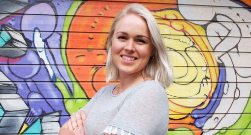 Emma Huisman Moskvil (26) blir nyhets- og reportasjeredaktør i Dagsavisen