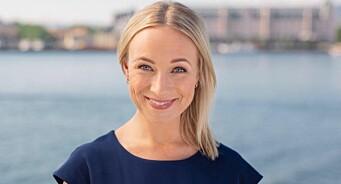 TV 2s Linn Wiik lar seg inspirere av Kjetil Rolness