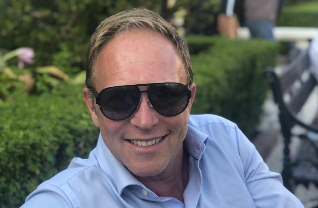 Martin Bentzen er CEO for Group M i Norge.