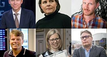 Kommentatorane om første halvår: – Norsk politikk og media har så til dei grader levert drama