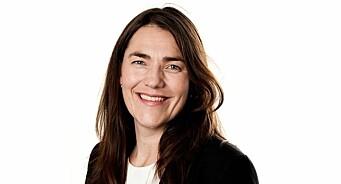 Anne Kristin Hjukse blir kommunikasjonssjef for Erna Solberg