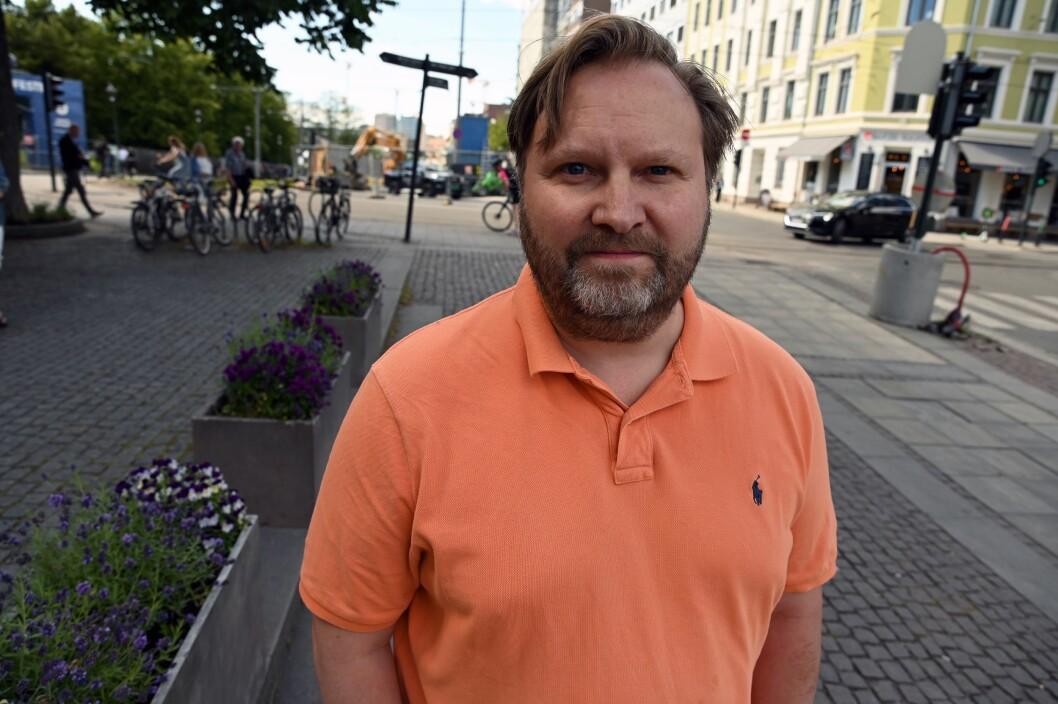 Roy Kvatningen startet nisjestedet Nitten.no. Etter 14 måneders drift måtte han gi opp.