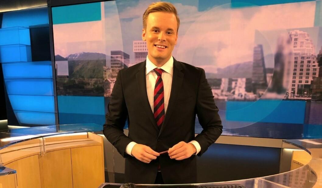 Cato Husabø Fossen går inn i programledergruppen i NRK Nyheter ut året.