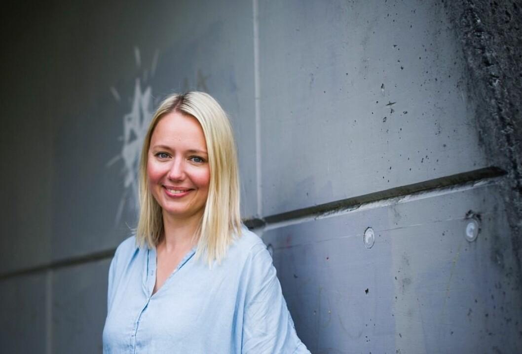 Caroline Teinum Gilje forlater Rogalands avis - blir ny religionsjournalist for Vårt Land på vestlandet.