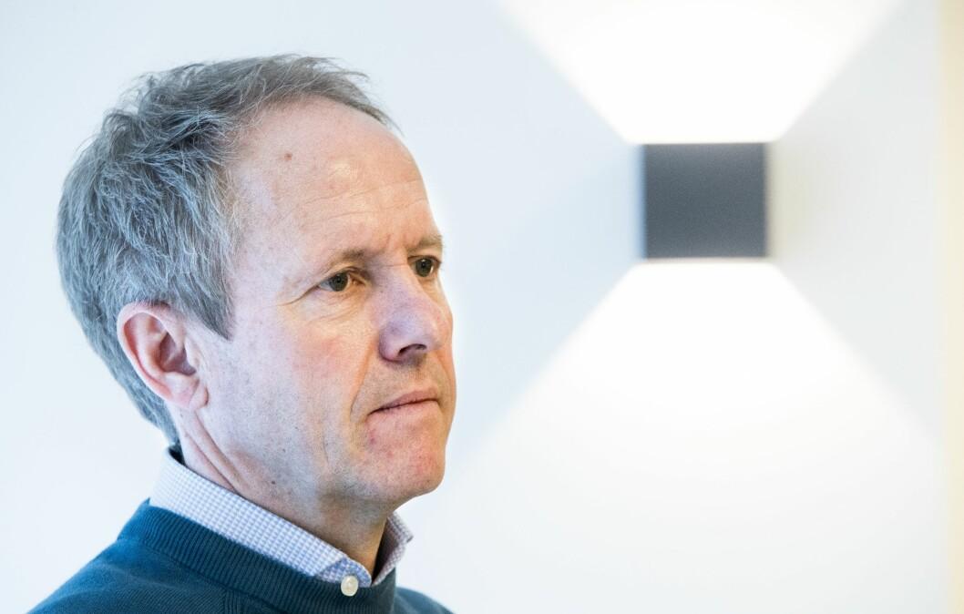 Generalsekretær i NFF, Pål Bjerketvedt.