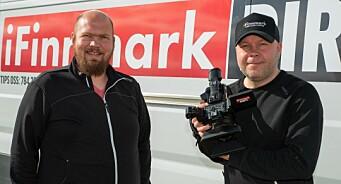 Han er både sommervikar i iFinnmark og SV-politiker. Skrev sak fra kommunen han selv er folkevalgt i: – En glipp