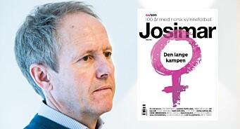Melnæs og Josimar kaver i sitt forsvar for egne kilder og journalistiske prinsipper