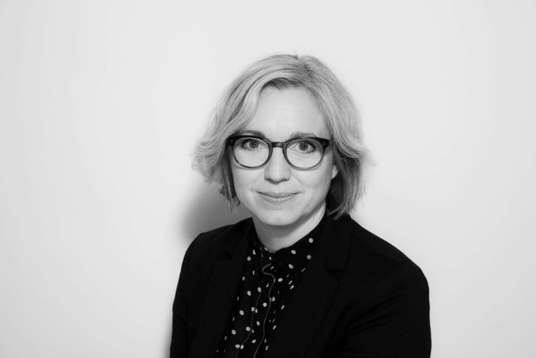 Sarah Sørheim, nyhetsredaktør NTB Foto: Thomas Brun / NTB scanpix.