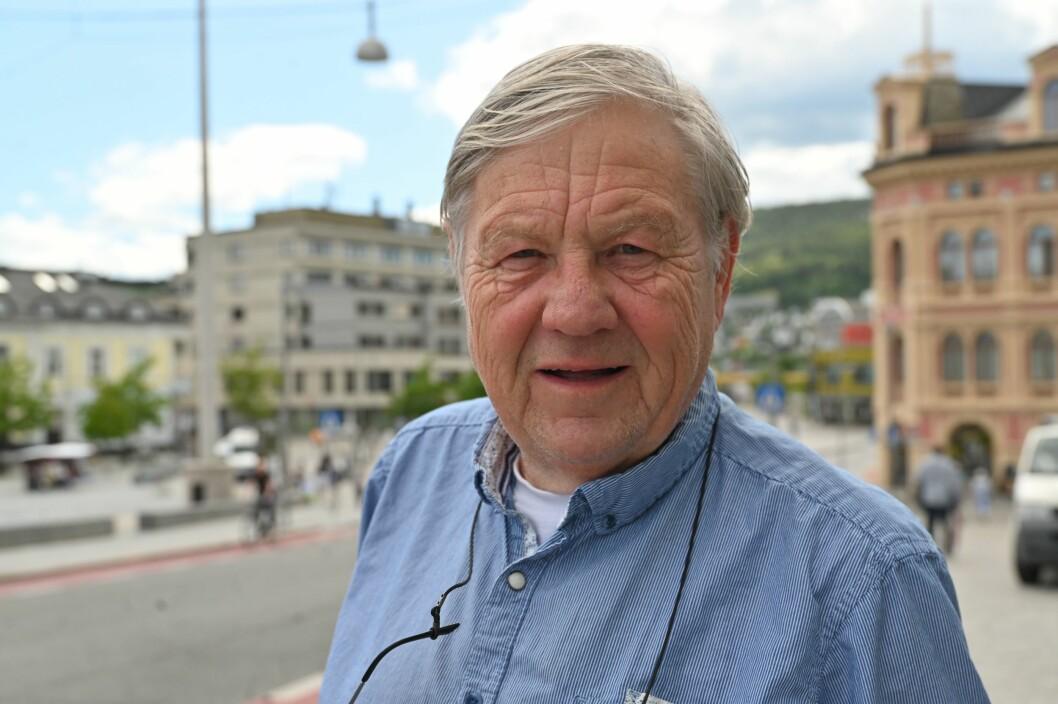 Tidligere DT-journalist Børre Ivar Lie er død, 70 år gammel.