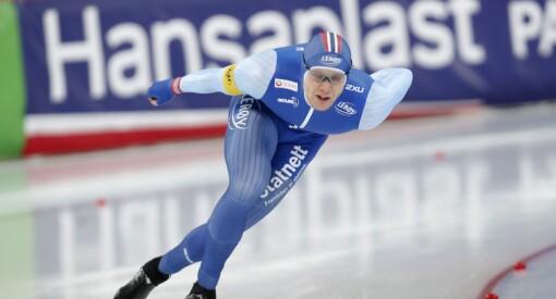 NRK mister nok en vinteridrett - TV 3 og Viaplay overtar skøytesporten