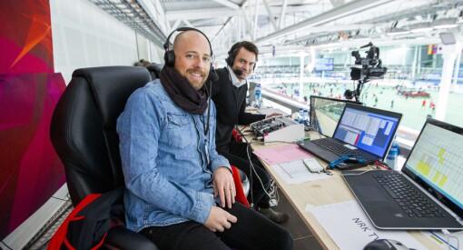 Tung dag for NRK: – Det er trist å miste skøyterettighetene