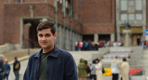 Han er MDG-politiker og jobber i Klassekampen: – Ikke uproblematisk, innrømmer redaktøren