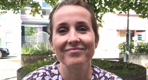 Marte Svarva krasjet to ganger som sommervikar hos NRK - på samme dag