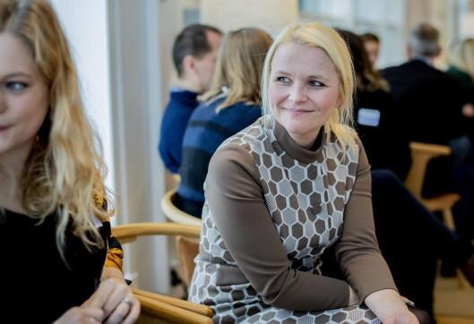 Hildegunn Amanda Soldal, NRK.