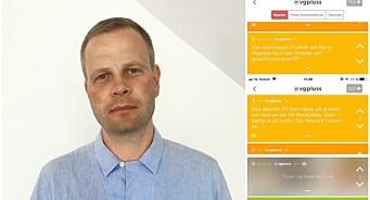 VG reagerer på ulovlig deling av plussartikler i sosiale medier: - Et problem