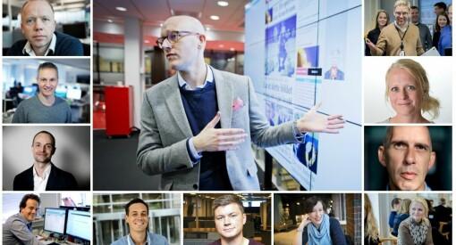 Hvem blir ny utviklingsredaktør i VG etter Ola Stenberg? Her er 11 navn vi tror Steiro bør se på