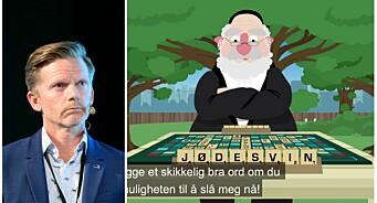 - Et slag under beltestedet, mener politiker om «jødesvin»-sak fra NRK Satiriks