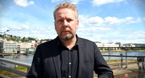 Espen Sandli (47): – Noen lurer jo på hva i alle dager jeg driver med som går tilbake til lokalavis