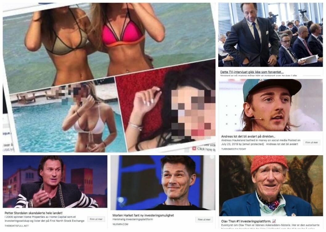 Svindelannonser og venneforespørsler fra falske kontoer. Når skal Facebook ta dette på alvor? spør Erik Waatland.