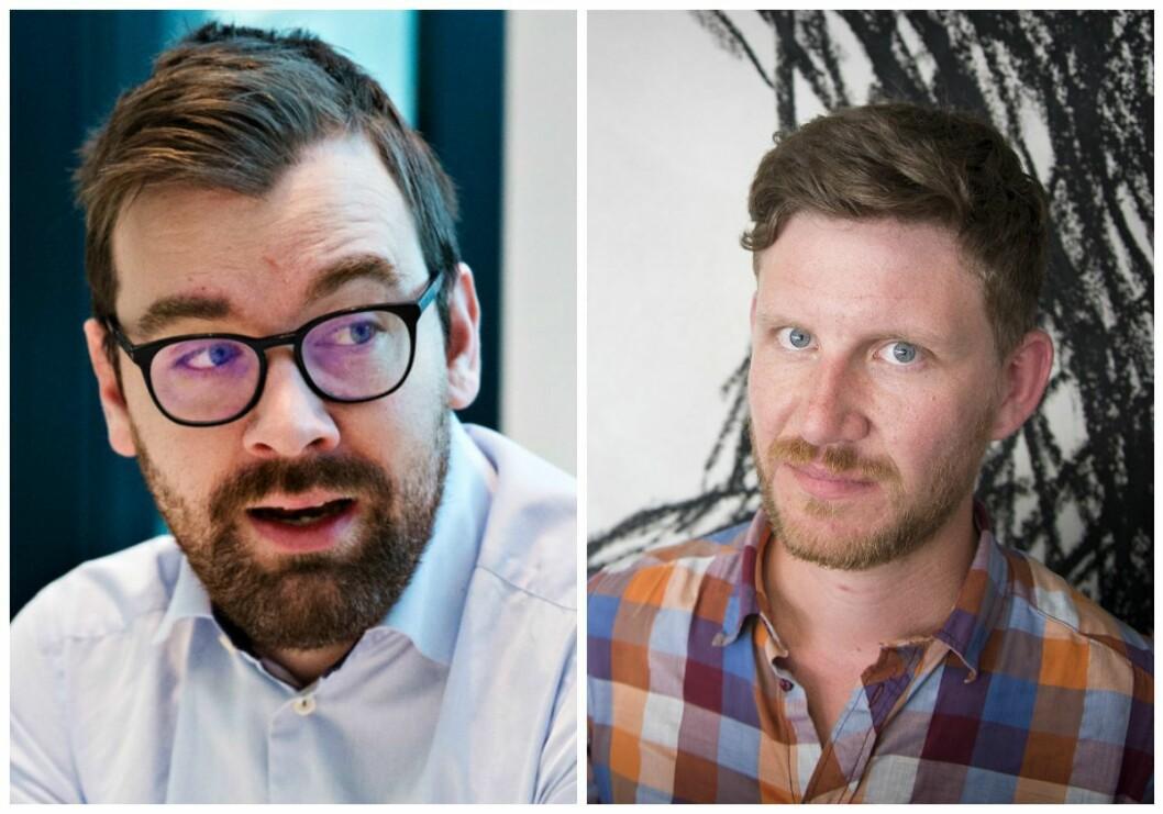 Morten Myksvoll og Jens Kihl i BT applauderer NRKs avgjørelse om å trekke sketsjen fra sine plattformer.