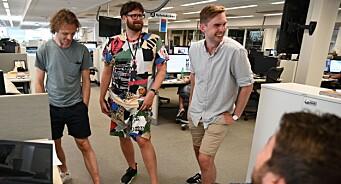 Kan journalister bruke shorts på jobb - ja eller nei? I Aftenposten er det full uenighet