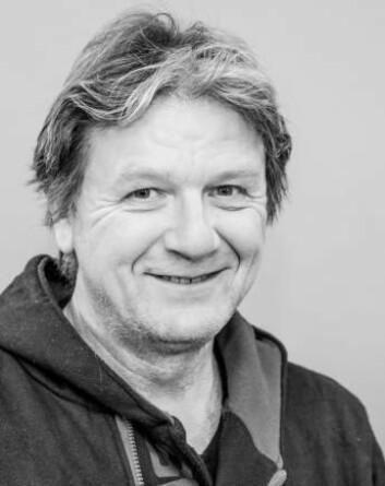 Erling Sivertsen, førsteamanuensis ved Høgskulen i Volda.