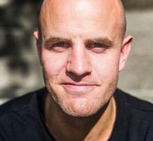 Khrono henter Joar Hystad (32).
