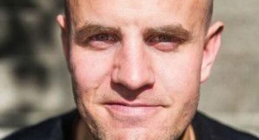 Nettavisen Khrono ansetter journalist Joar Hystad (32)