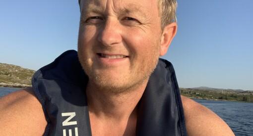 Hitra-Frøya-redaktør: – Bernt Olufsen har alltid vært en stjerne for meg
