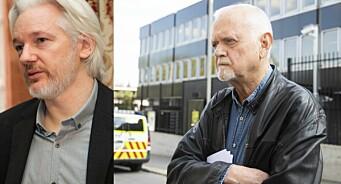 Assange-utstilling i Media City Bergen fjerna etter reaksjonar. Då kom Norsk PEN på bana og bad om svar