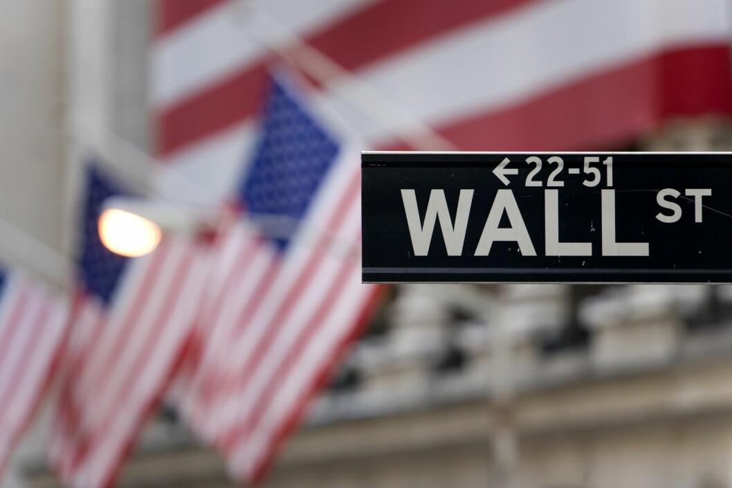 Wall Street og New York Stock Exchange (NYSE) har hatt en stri høst
