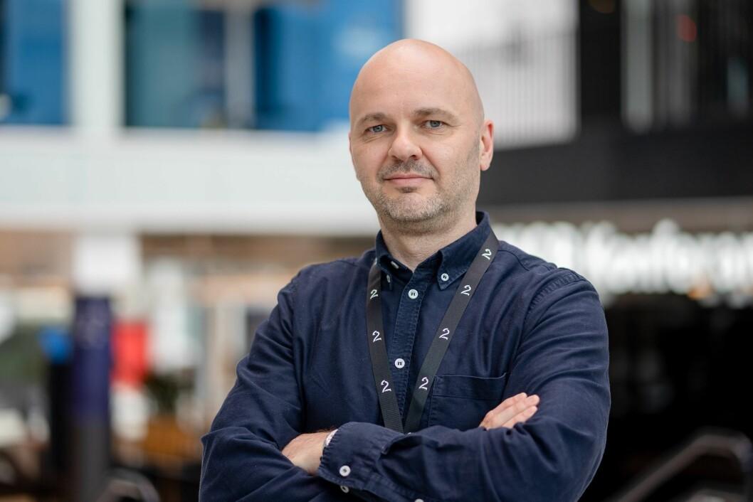 Kenneth Greve går til TV 2 fra Knowit Experience for å jobbe med digital produktutvikling ved hovedkontoret i Bergen.