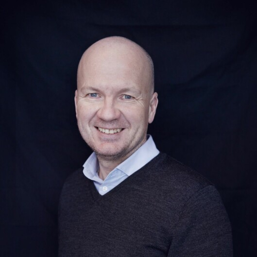 Steinar Haugsvær, kommunikasjonssjef i Venstre.