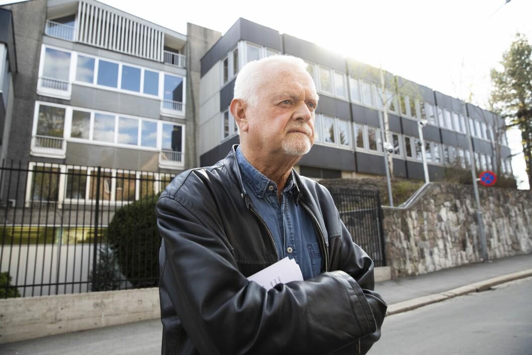 Rune Ottosen i Norsk PEN.
