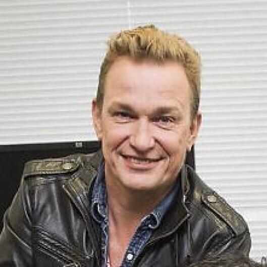 ESPEN OLSEN LANGFELDT, redaktør for Direkte i NRK.