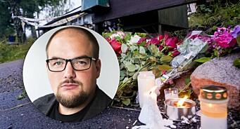 Pressen kan ikke lenger ta for gitt at publikum forstår hvorfor de ikke identifiserte Philip Manshaus (21)