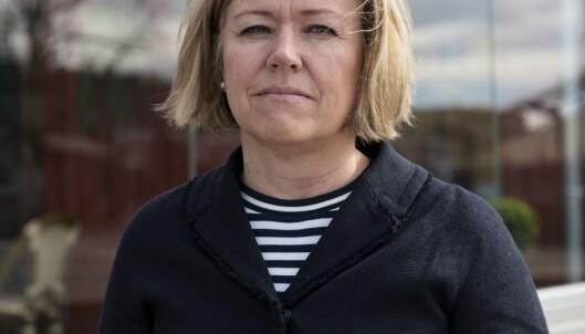 Nyhetsredaktør Tone Tveøy Strøm-Gundersen i Aftenposten.