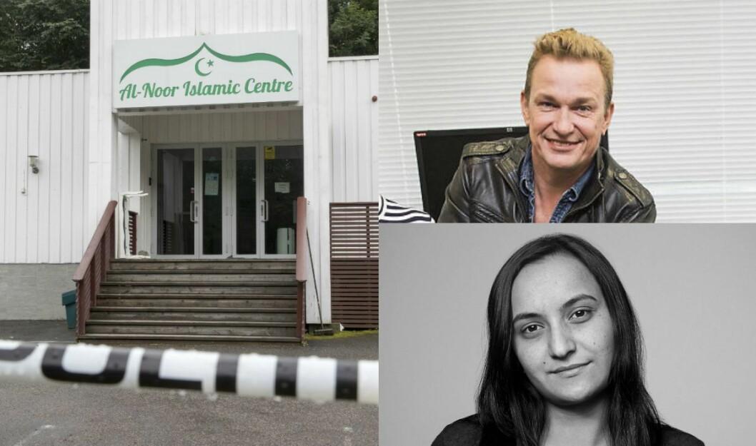 NRK-redaktør Espen Olsen Langfeldt svarer Rødt-politiker Seher Aydar