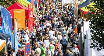 Elitesamling på Arendalsuka: Sjå alle 600 som deltek på den store minglefesten